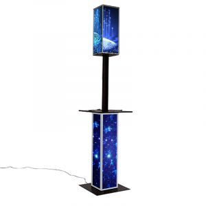 Charge FX(TM) Tower Pro - LED Charging Station